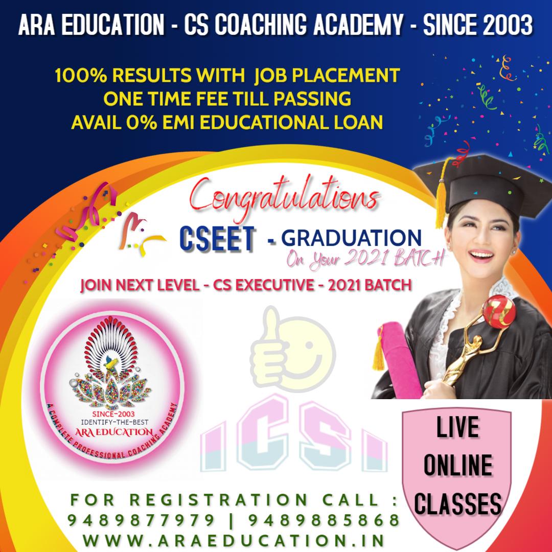 CS Coaching Institute In coimbatore tamilnadu