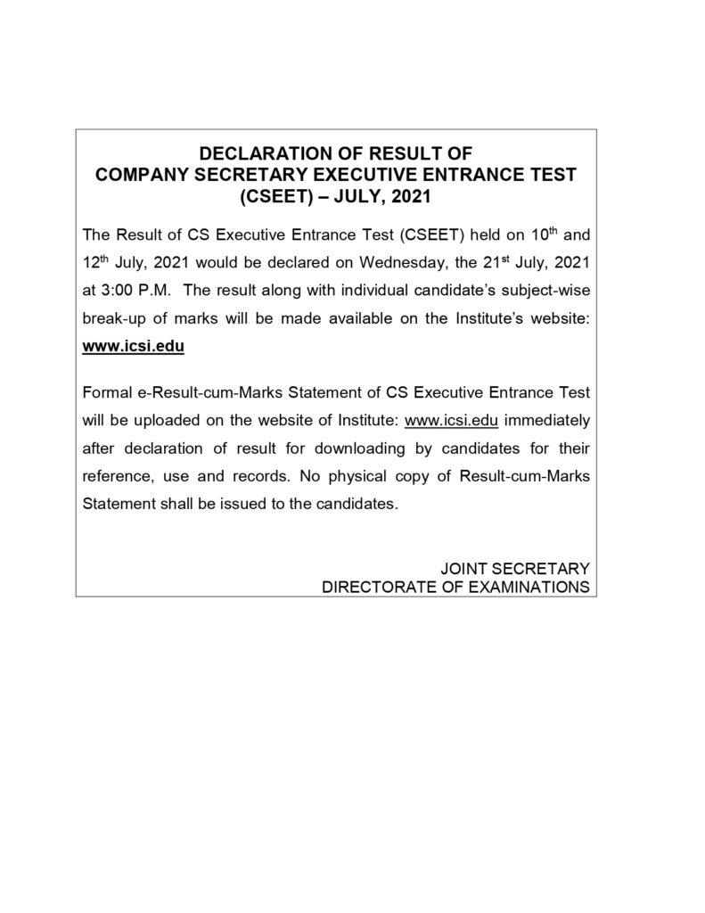 Best NO 1 Coaching Classes in Coimbatore-Cseet Result