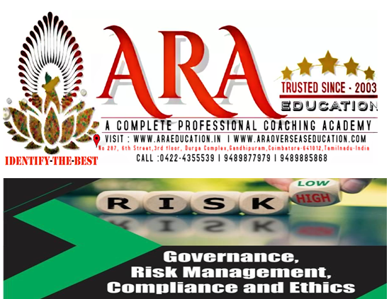 CS Final Governance  Risk Management Compliances and Ethics Notes Free Download ARA EDUCATION