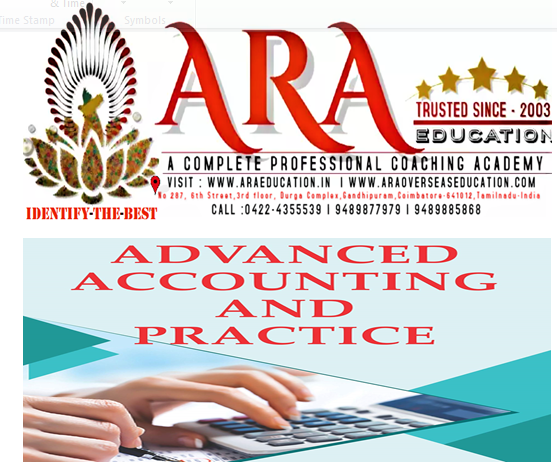 CA Inter Advanced Accounting Notes Free Download