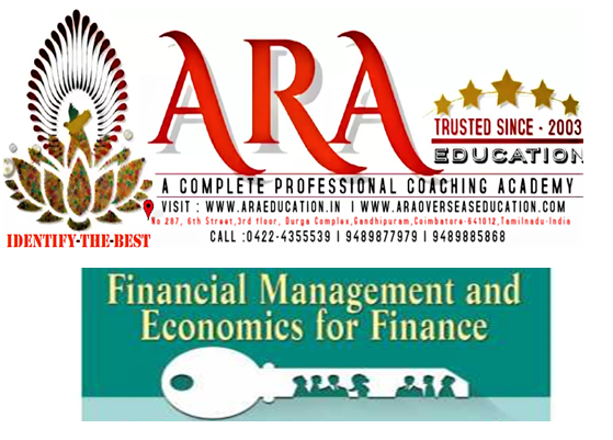 CA Inter Financial Management  Economics for Finance Notes Free Download